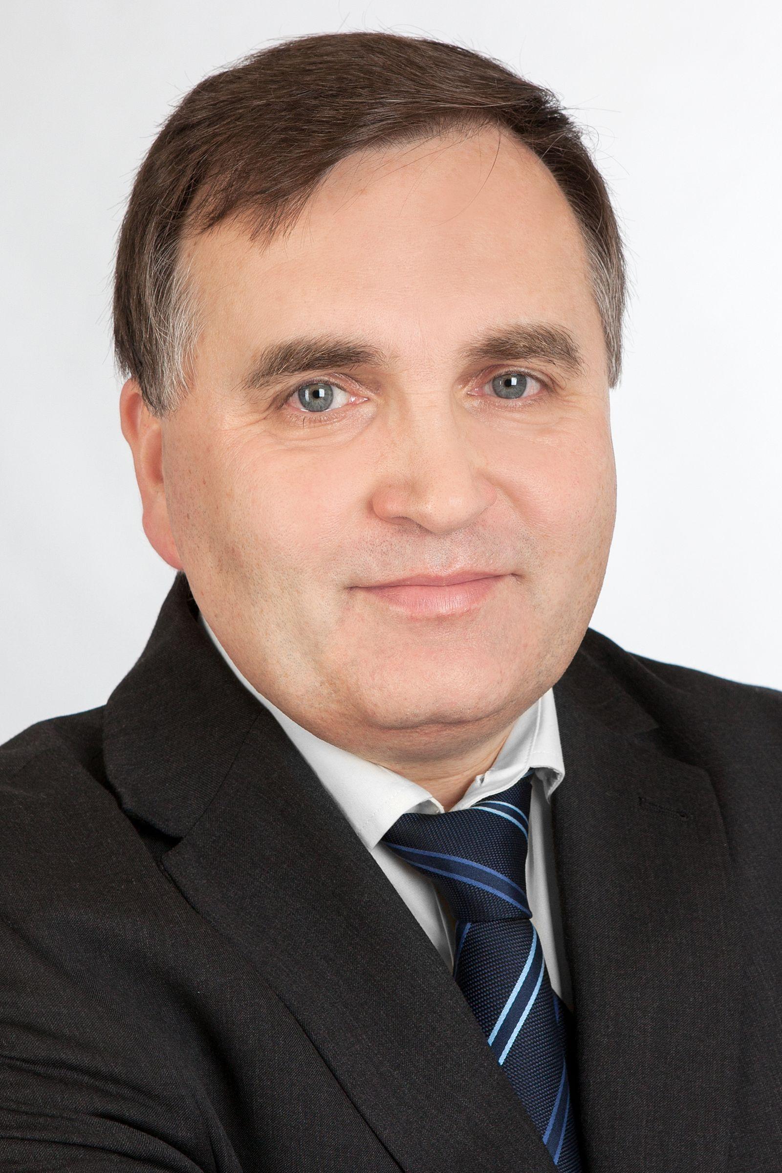 Ingo Paeschke/ Chef der Linksfraktion im brandenburgischen Forst