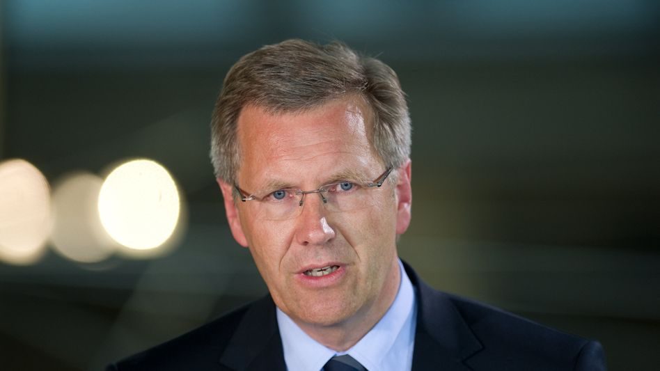 Wulff: Absturz in den Umfragen