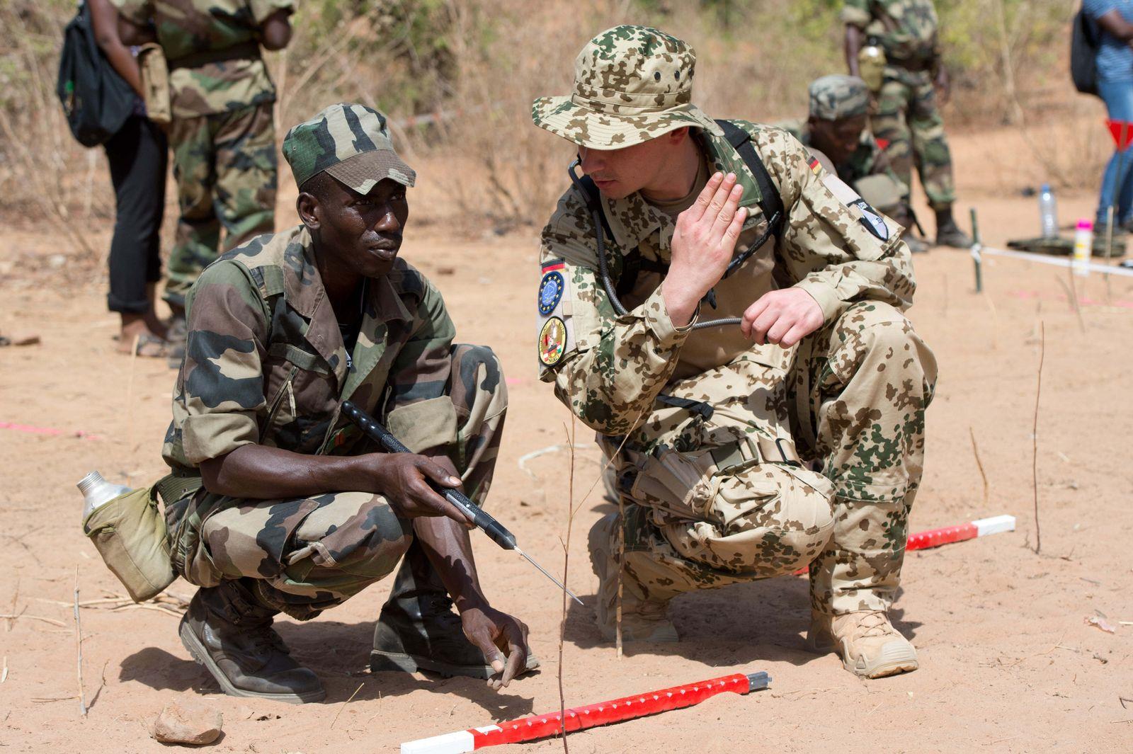 Bundeswehr / Mali