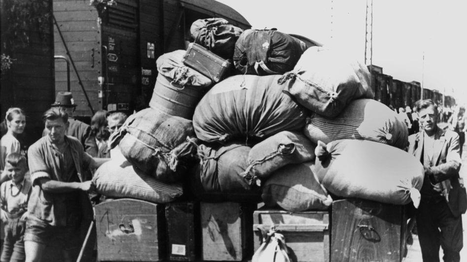 Sudetendeutsche im Durchgangslager Wiesau: Neuer Arger um Vertriebenenstiftung