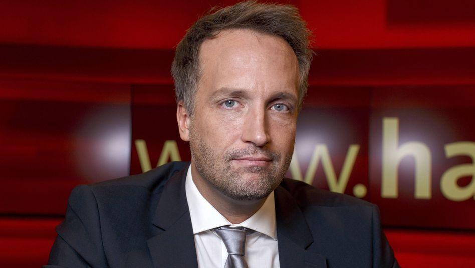 Scheidender Ralf Höcker, Bundessprecher der konservativen WerteUnion: Austritt aus allen politischen Organisationen