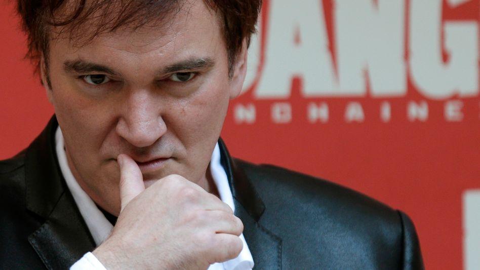 """Regisseur Tarantino: """"Ok, lass mich noch einen weiteren drehen"""""""