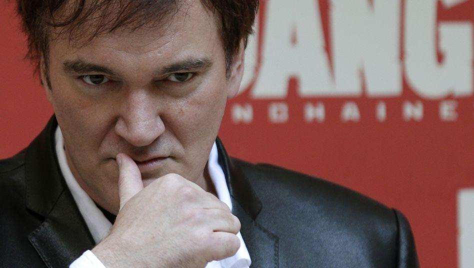 Quentin Tarantino: Der Regisseur ist ein Fan von Autoklassikern