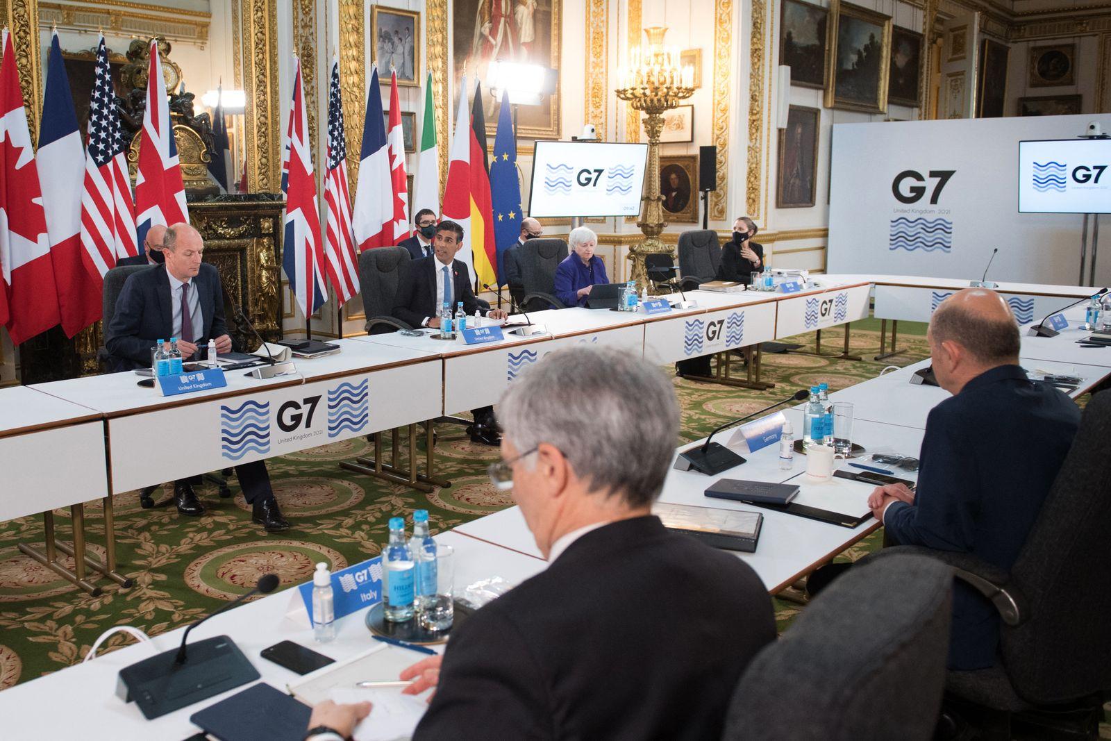 BRITAIN-G7-DIPLOMACY-FINANCE