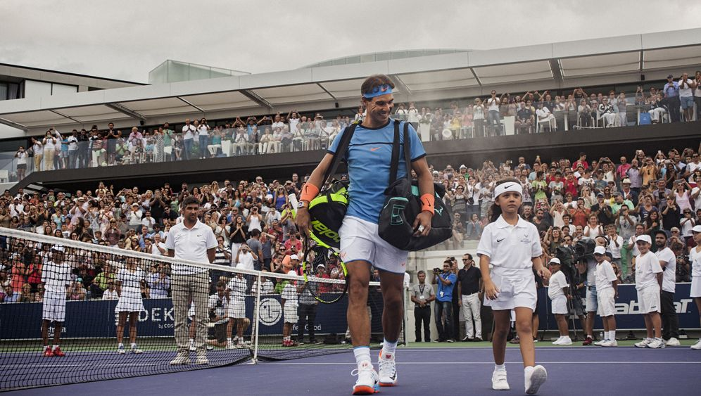 Photo Gallery: Rafael Nadal's Next Phase