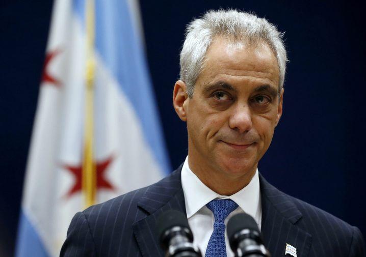 Rahm Emanuel: Der scheidende Bürgermeister und Obamas Ex-Stabschef