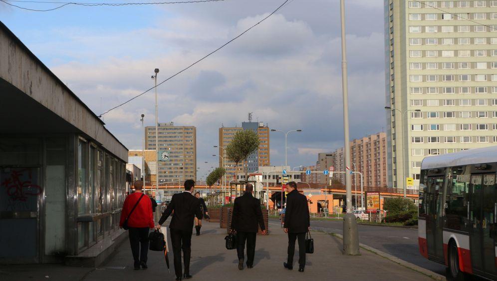 Wohnen in Prag: Platte schlägt Altbau