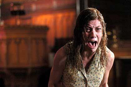 "Szene aus ""The Exorcism of Emily Rose"" (mit Jennifer Carpenter): Wahre Geschichte effektvoll verfilmt"
