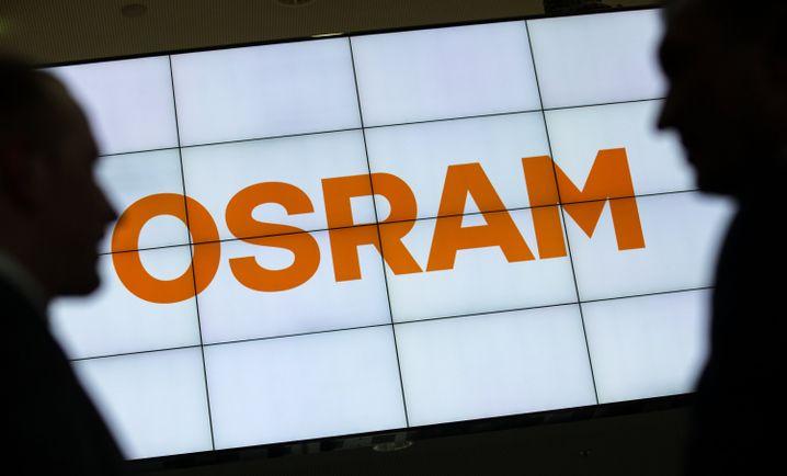 Osram-Logo in München