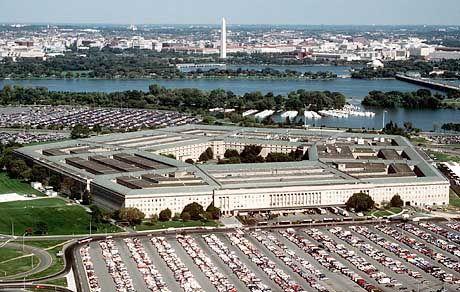Pentagon: Seilschaften mit Boeing