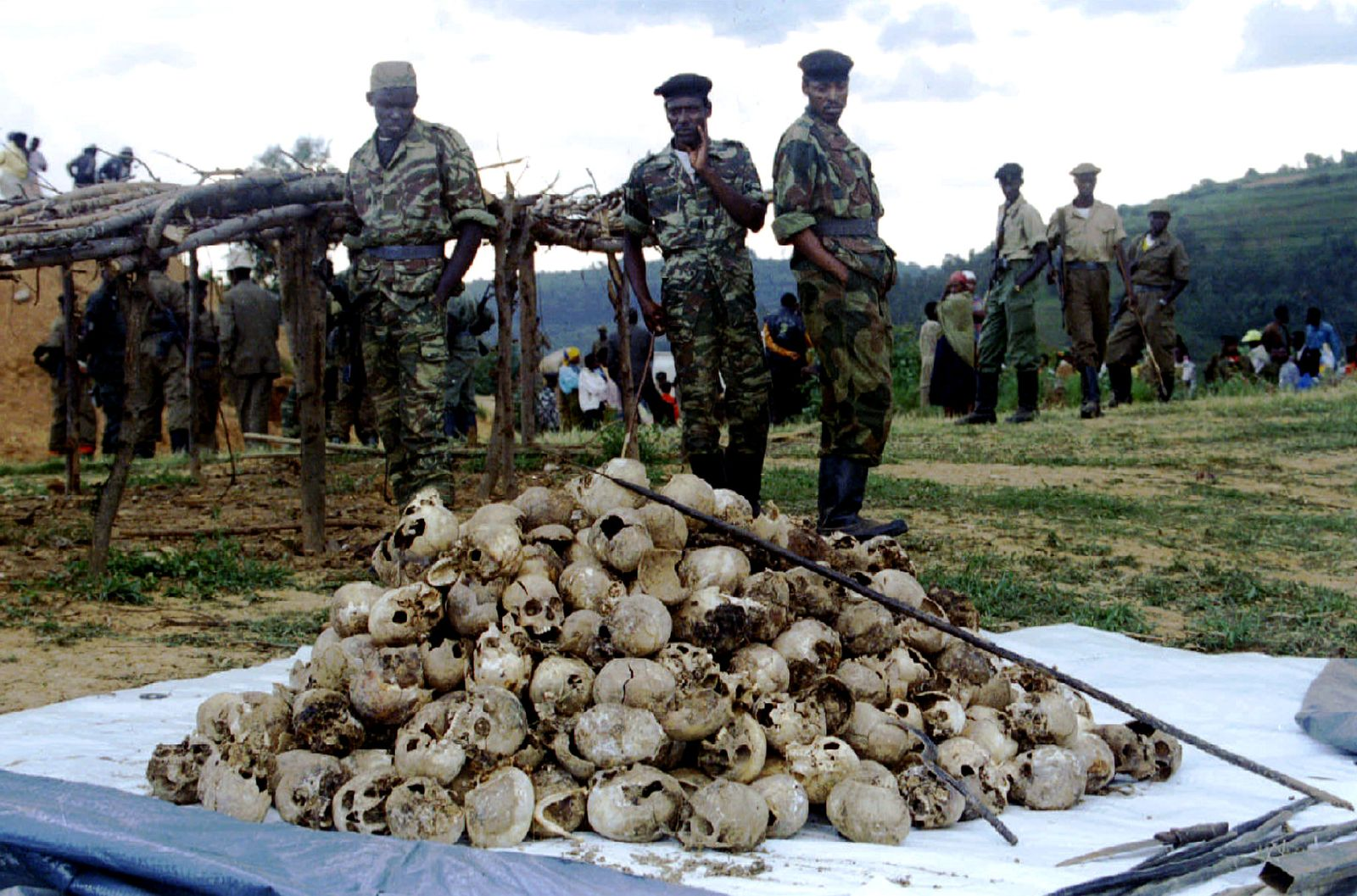 Genozid Ruanda