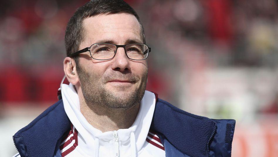 Nürnberg-Trainer Wiesinger: Europa League plötzlich möglich
