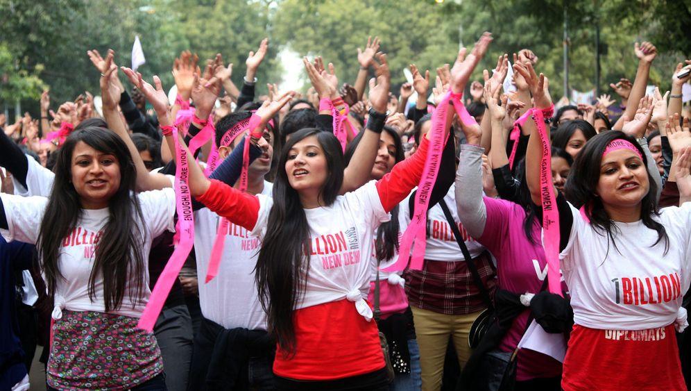 """""""One Billion Rising"""": Tanzen gegen Gewalt"""