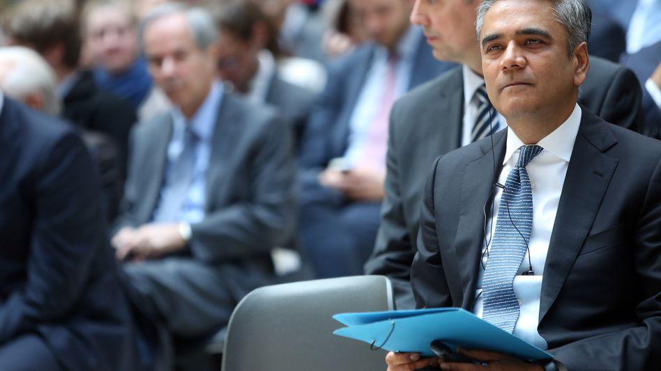 Anshu Jain: Co-Vorstand der Deutschen Bank muss sich Vorwürfen stellen