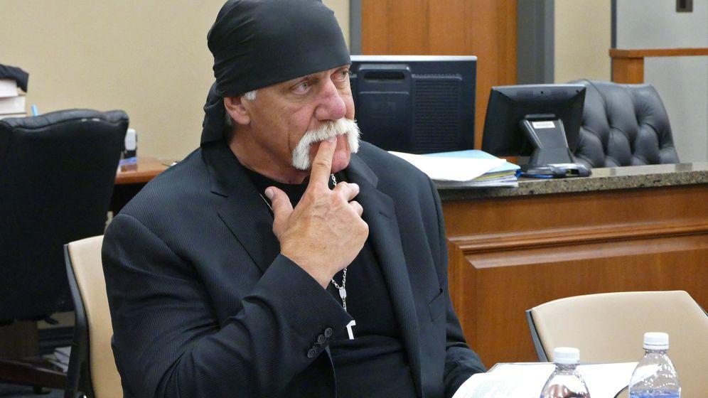 Sextape mit Hulk Hogan: Der 100-Millionen-Dollar-Prozess