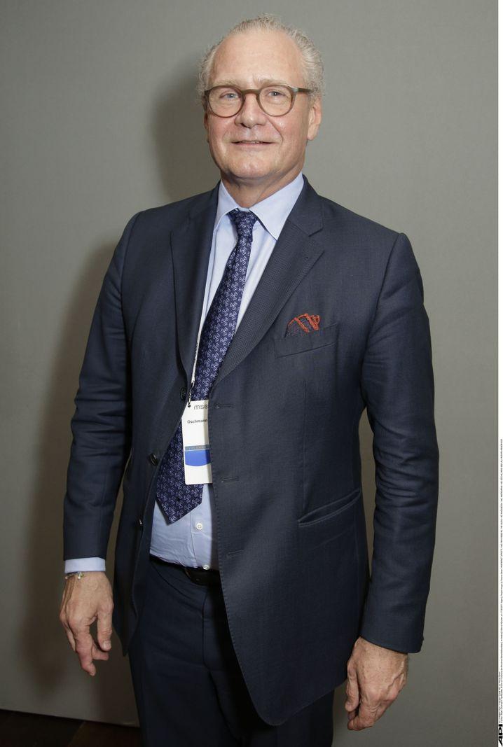 Vorstandschef Oschmann