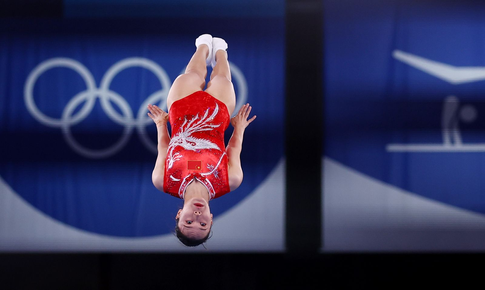 Gymnastics - Trampolining - Women's Individual Trampoline - Qualification