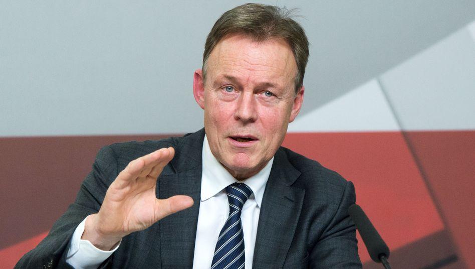 """SPD-Fraktionschef Oppermann (Januar 2015): """"Auch nicht-extreme Wähler wandern zur AfD ab"""""""
