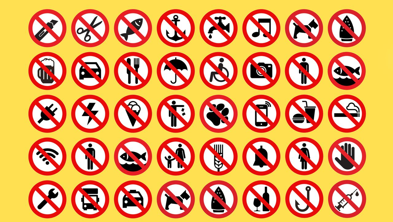 Verbotskritik verbieten! Eine Kolumne von Samira El Ouassil...