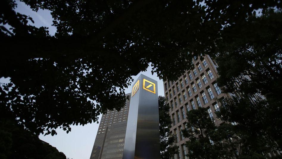 Deutsche Bank in Tokio: Verdächtige Spesenabrechnung