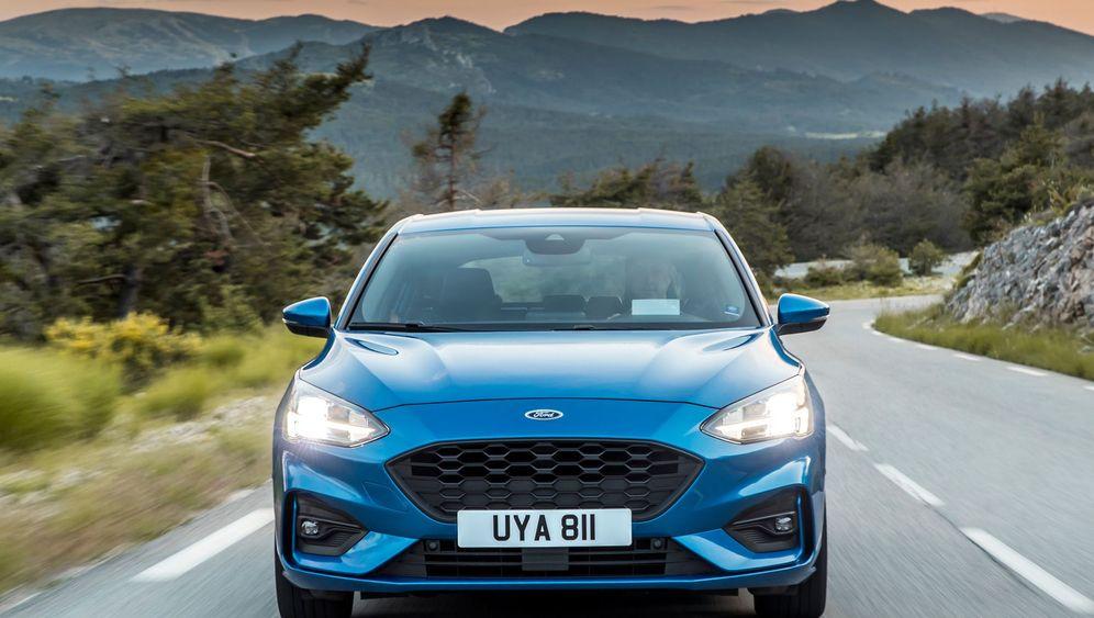 Autogramm Ford Focus: Echter Fordschritt