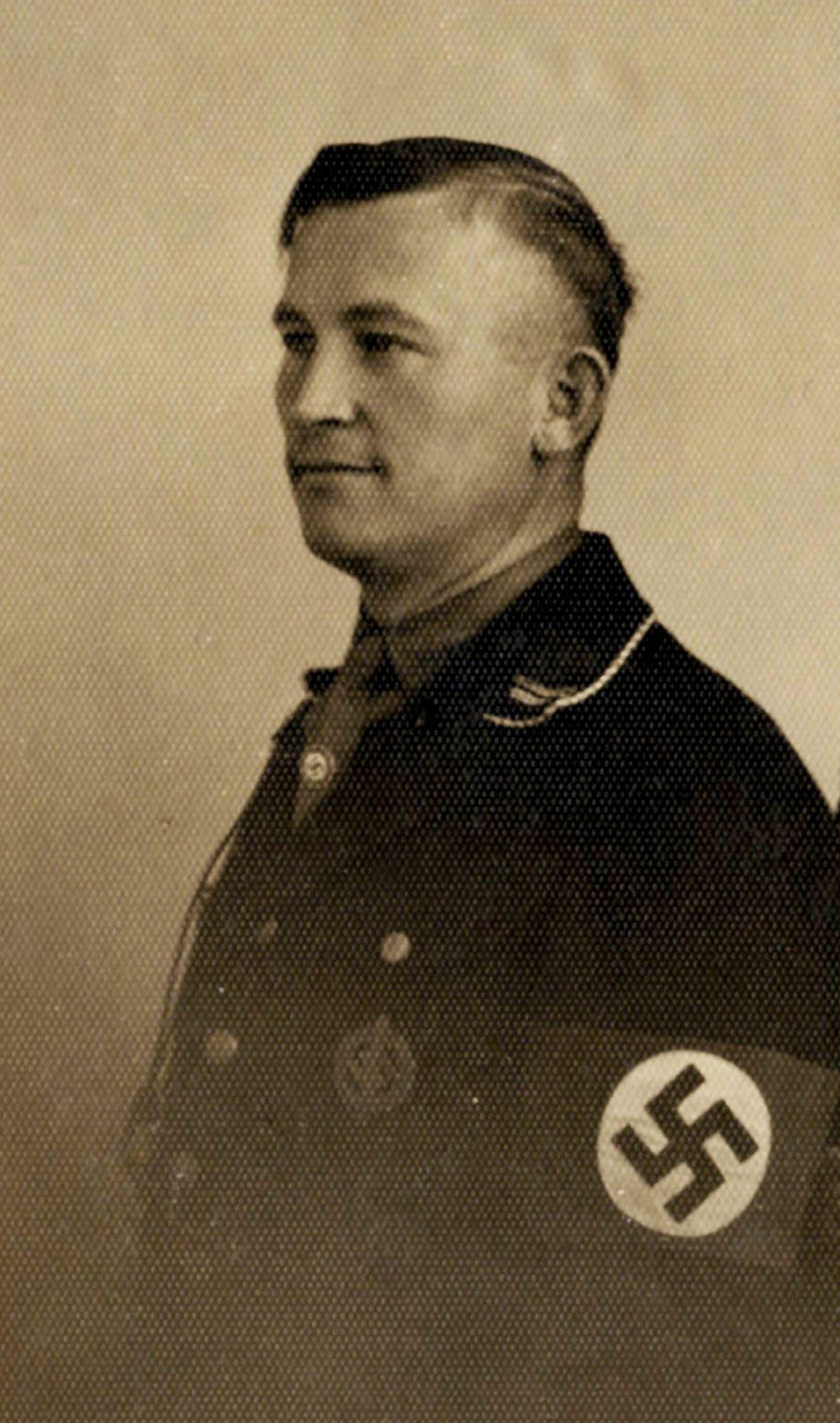 Kriegszitterer - Grossvater von Christoph Wöhrle