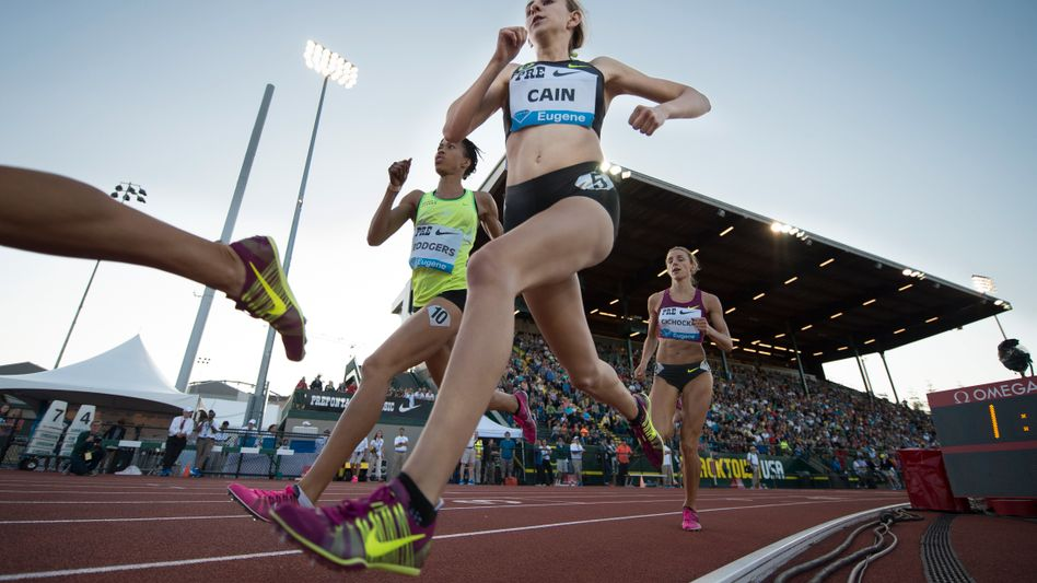 """Mary Cain wurde 2014 Juniorenweltmeisterin über 3000 Meter: """"Was sie nun durchmachen muss"""""""