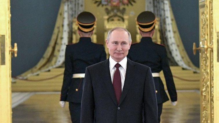 Wladimir Putin ist seit 2012 russischer Staatspräsident