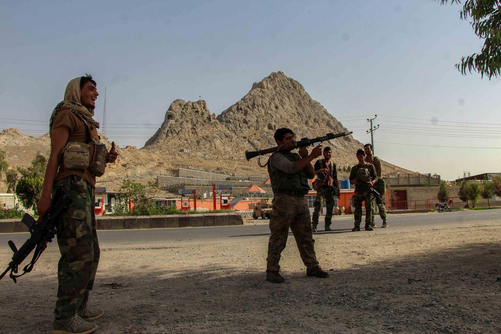 Afghan Taliban captured Spin Boldak border district near Kandahar, Afghanistan