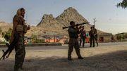 Regierungstruppen und Taliban kämpfen um wichtigen Grenzübergang