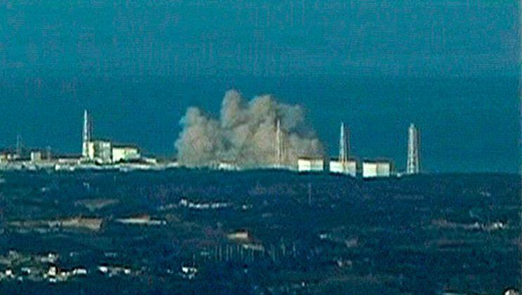 Explodierter Block 1 in Fukushima (am 12. März 2011): Die Kernenergie ist längst nicht tot