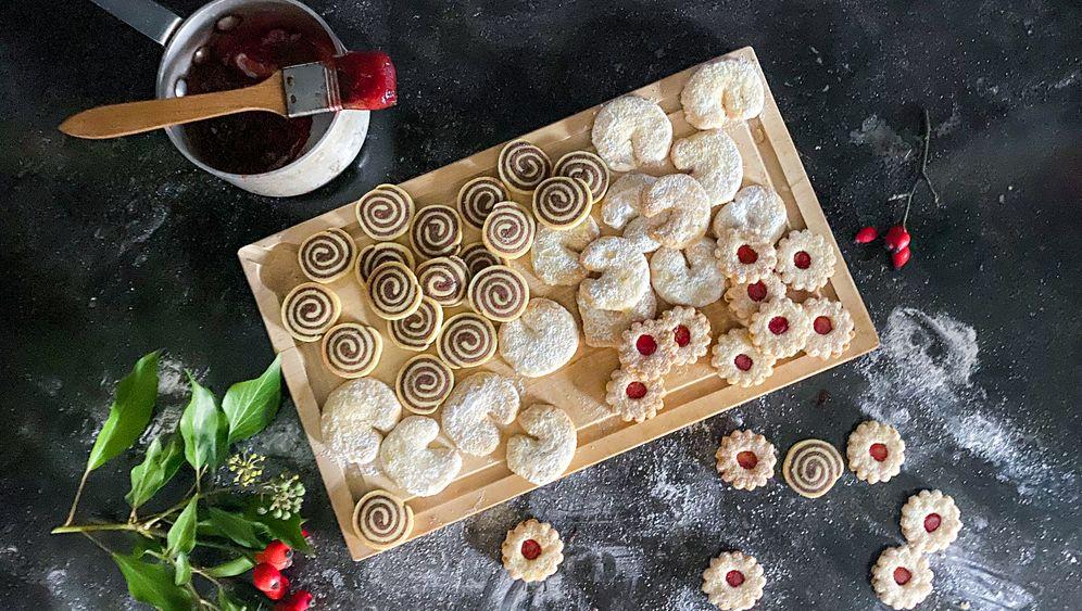 Verena Lugerts Weihnachtsplätzchen: Advent, Advent!