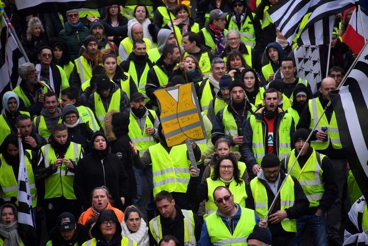 Eine polyphone Protestbewegung: die gelben Westen