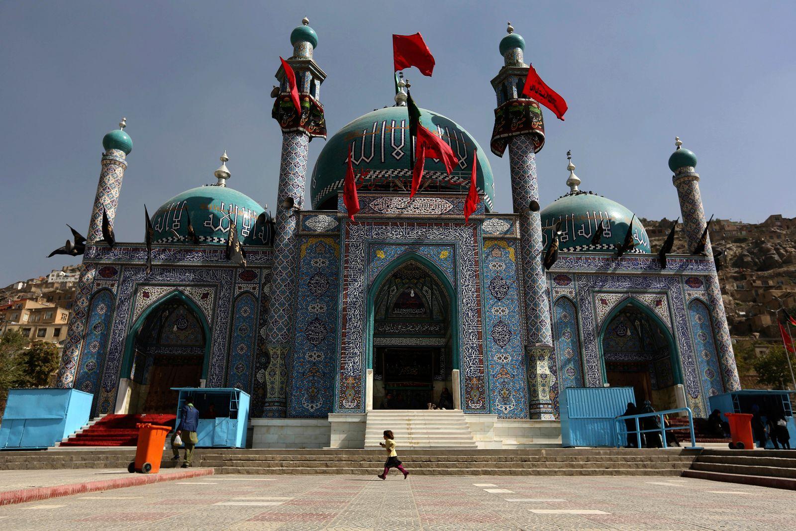 Karti Sakhi Schrein/ Kabul