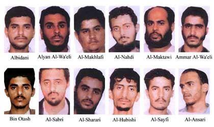 FBI-Terroristen-Plakat: Angst vor dem Terror