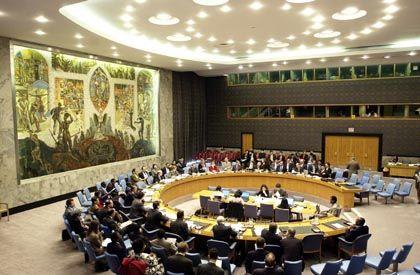 Uno-Sicherheitsrat: Oft werden die Erpressungs- und Nötigungsversuche gar nicht bekannt