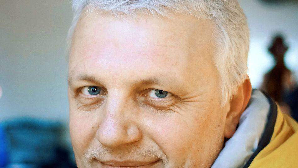 Journalist Pawel Scheremet