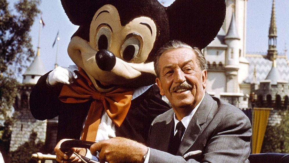 Walt Disney: Der umtriebige Mr. Micky Maus