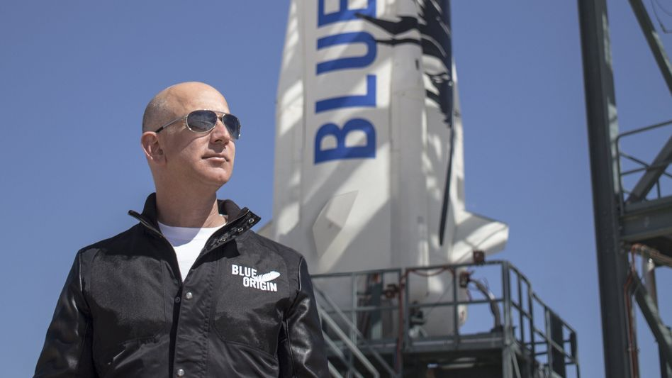 Amazon-Chef Bezos: Gutes Gespür