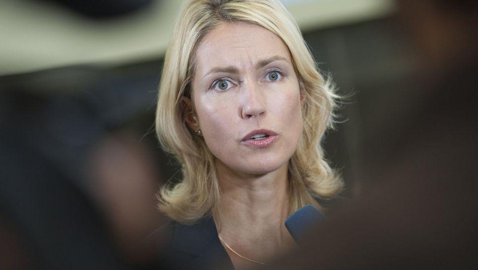Familienministerin Schwesig: Plant eine 30-Prozent-Quote für die Aufsichtsräte