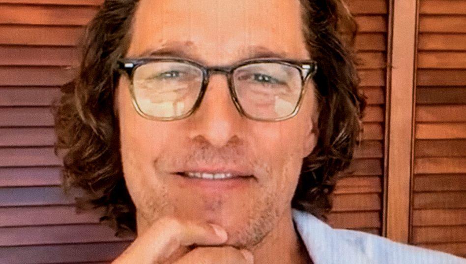 Matthew McConnaugheyund Anthony Fauci: Schauspieler spricht mit Immunologen