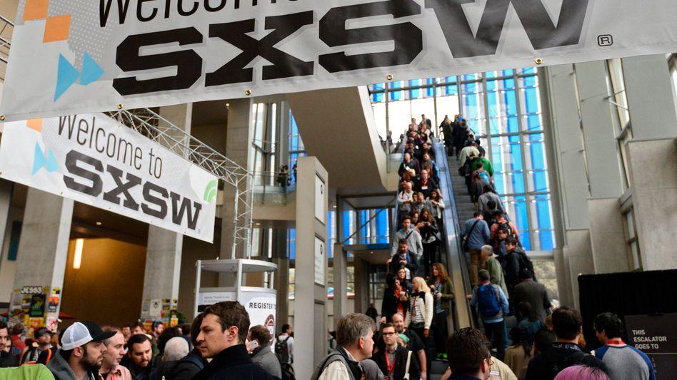 Technikfestival South by Southwest Interactive: Jährliches Treffen der Branche