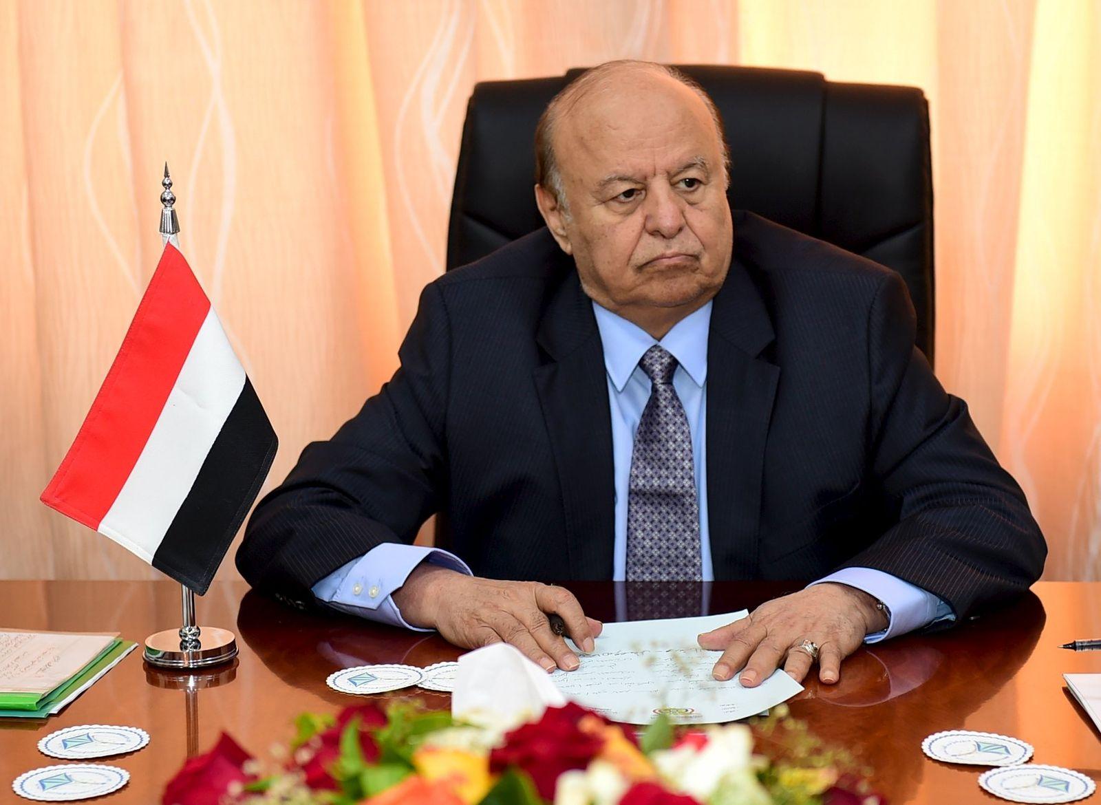 Jemen Abd-Rabbu Mansur Hadi
