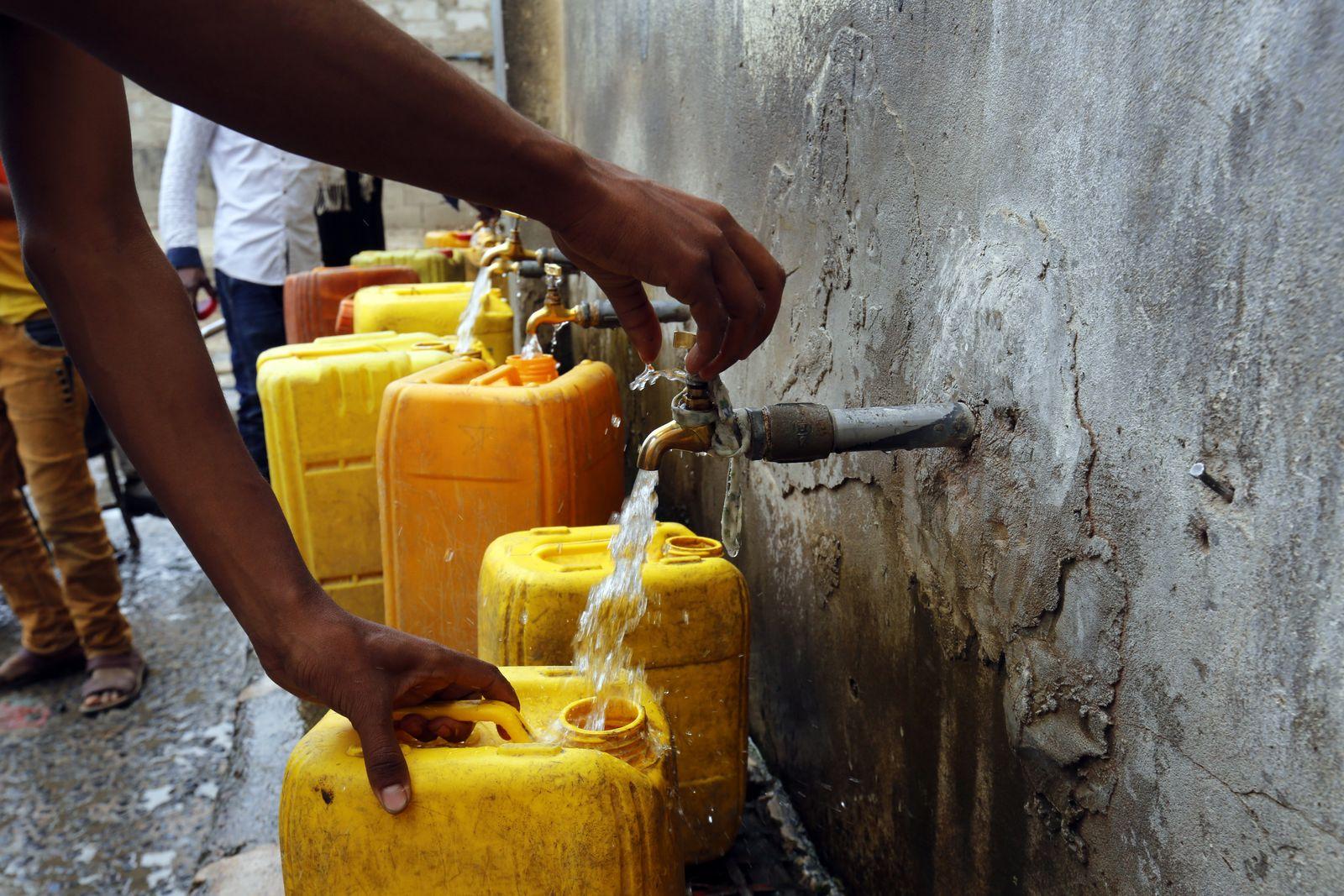 Cholera / Jemen