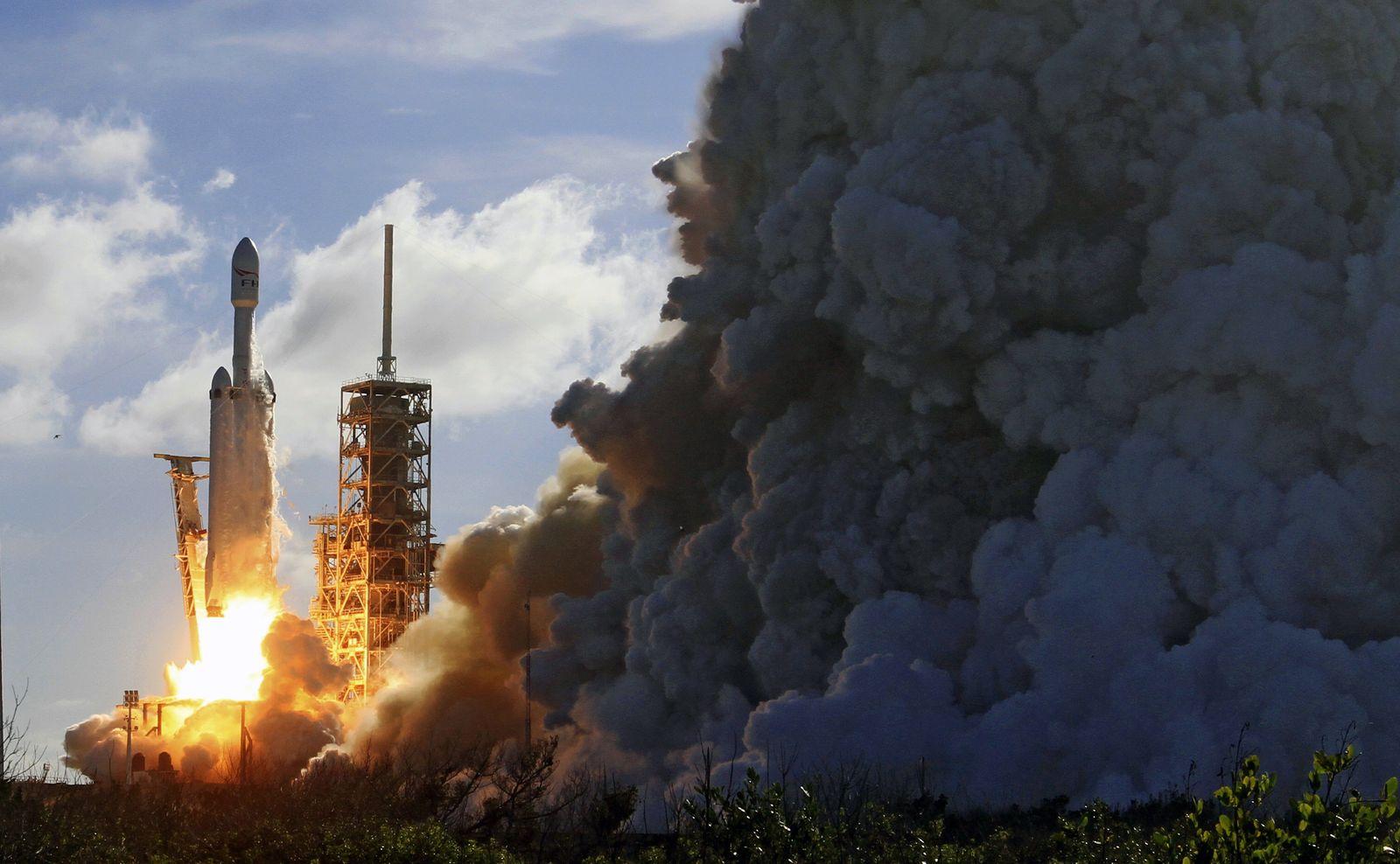 SpaceX/ Start