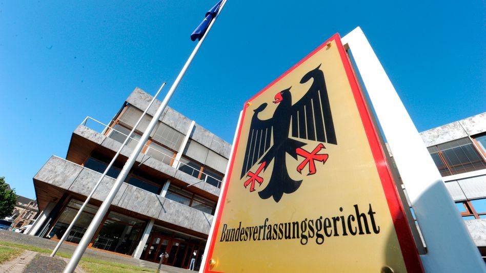 Das Bundesverfassungsgericht in Karlsruhe: Kein Ausgleich vorgesehen
