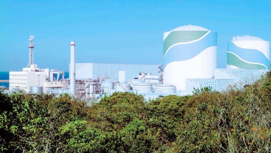 AKW Sendai (Archivbild): Atomaufsicht hält Netzanschluss der Anlage für sicher