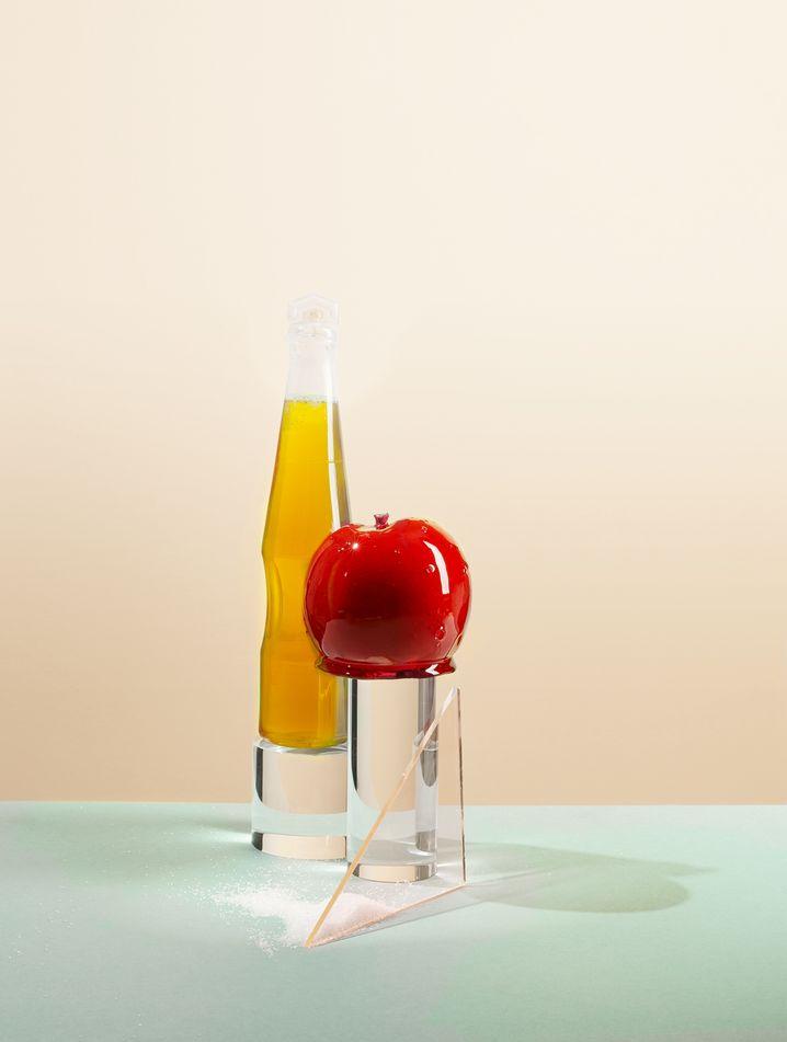 Saft als Leberlast: Lieber frisches Obst essen - Fruchtsäfte bestehen zu rund zehn Prozent aus Zucker