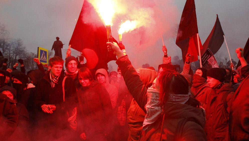 """Zehntausende bei Anti-Putin-Demo: """"Jungs, es ist Zeit zu gehen"""""""