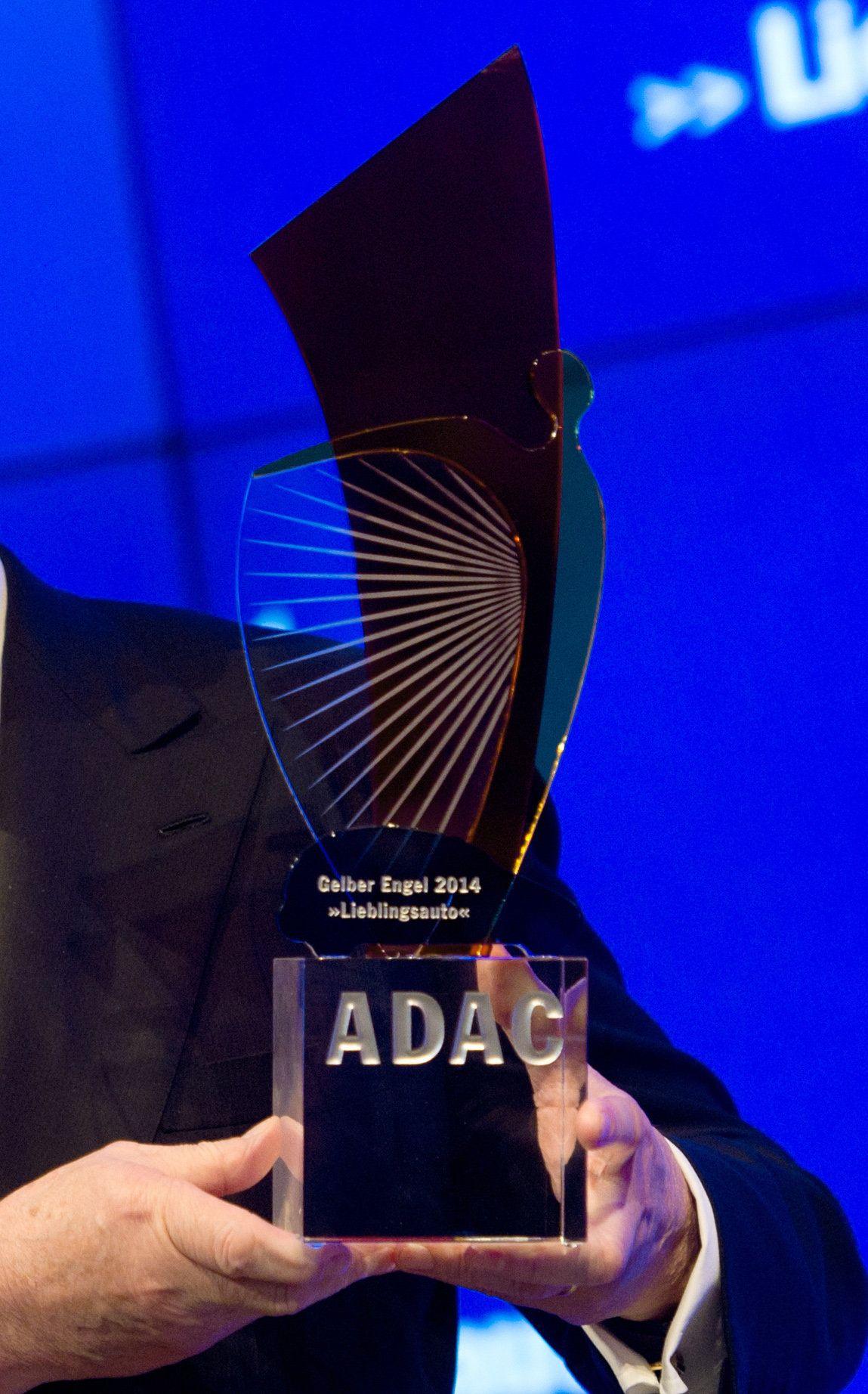 ADAC / Gelber Engel / Verleihung
